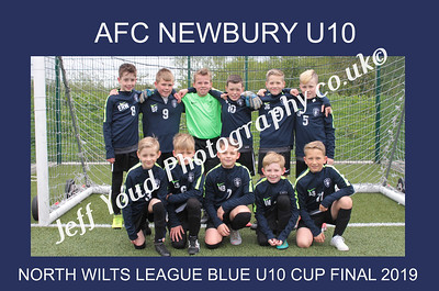 AFC NEWBURY  v  SWINDON SUPERMARINE WHITE U10