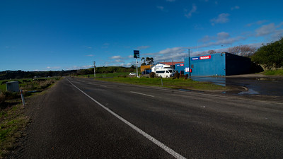 Waiotahi Gas Station