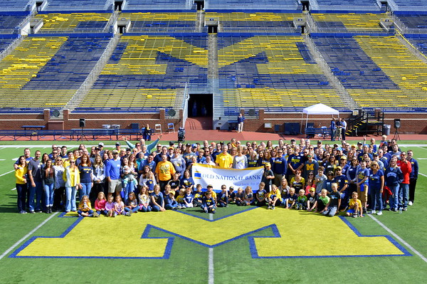 UBT @the Big House for United Way