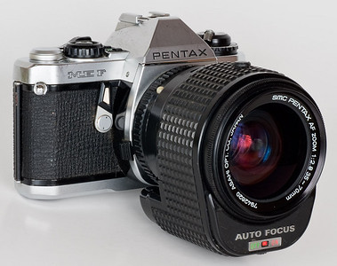 Asahi Pentax ME-F - 1981