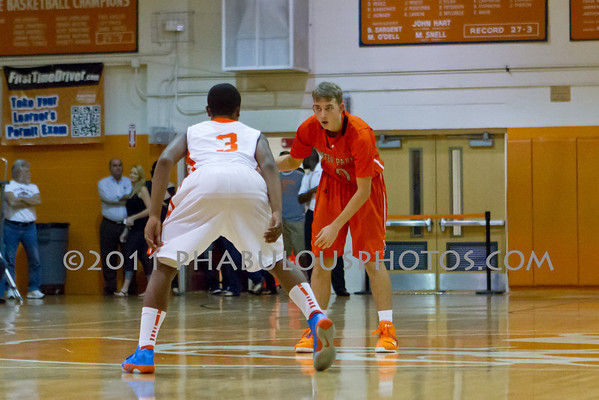 Winter Park @ Boone Boys Varsity Basketball - 2011