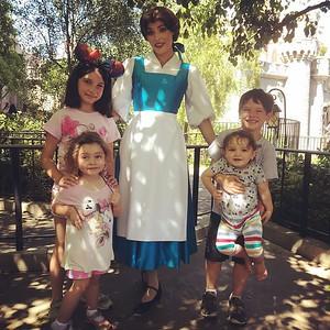 Disneyland Summertime