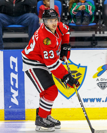 02-15-17 - IceHogs vs. Monsters
