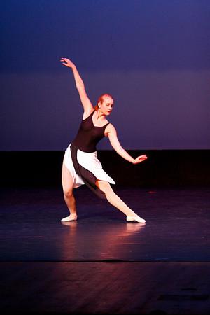 Dance Center Recital 6/1/08 Advanced Lyrical