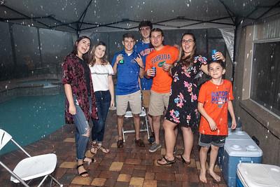 Alex Graduation Party