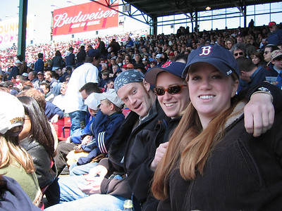 Mom's Birthday at Fenway