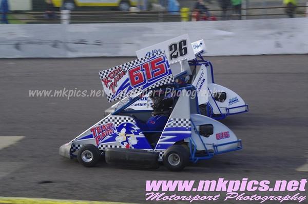 Ninja Karts, Northampton, 19 October 2014