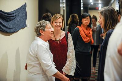Sarah Baldwin Gallery Talk