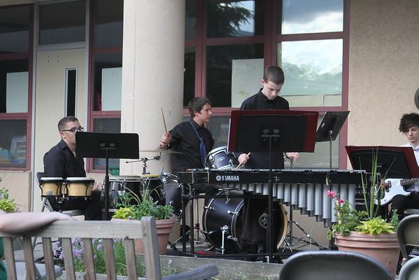 2014 MRHS Jazz Band @ Cliffwood