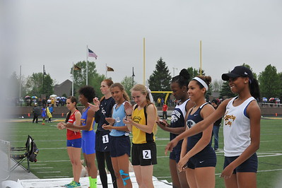 D2 Girls' Individual Awards - 2015 MHSAA LP TF Finals
