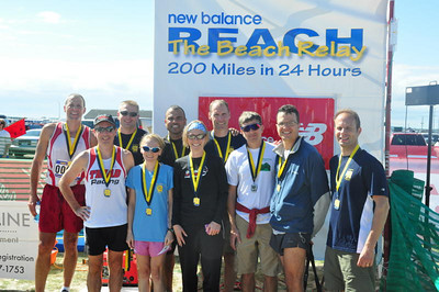 2010 Reach the Beach Relay
