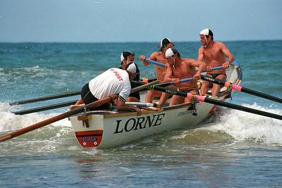 9th Jan 2005 Anglesea Snr Carnival - Lor