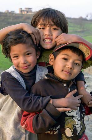 Kathmandu Valley 2001