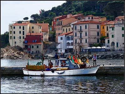 Elba Isle - Marciana e Marciana Marina