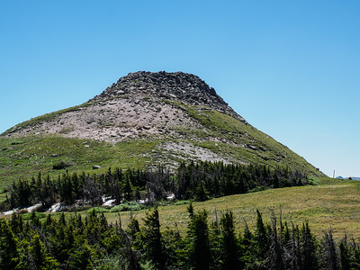 Alberta Peak Hike