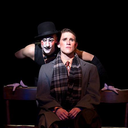 ECU Theater 'Cabaret' 2012