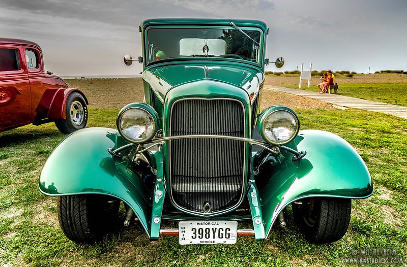 Antique Show Car    Photography by Wayne Heim