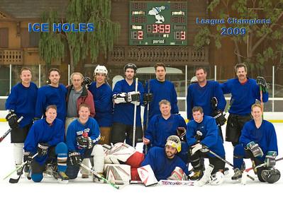 Snoopy Adult Hockey League