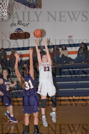Colfax-Mingo Girls Basketball vs. East Marshall 11-20-18