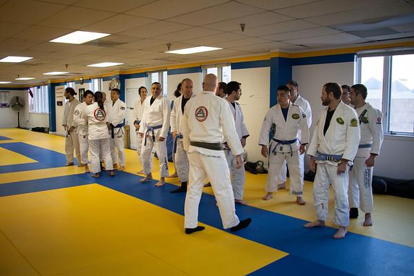 PSBJJ Winter Camp 2014: Belt Tests