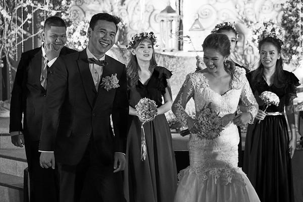 John and Erika Wedding Day
