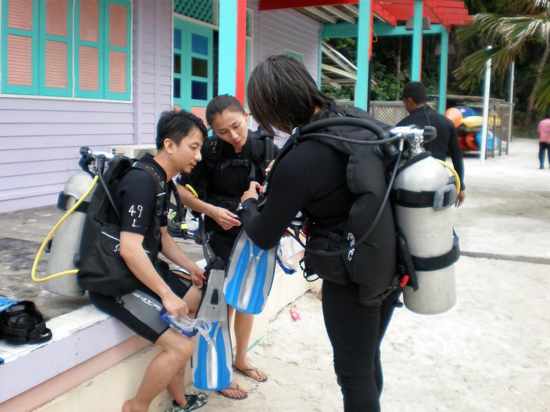 [20080515] Will & Bee Scuba Diving @ Redang (15).JPG