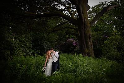 Dawn and Greg's Unique Alfreton Hall Wedding