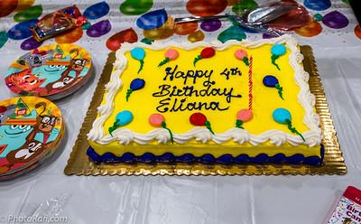 Eliana 4th BD