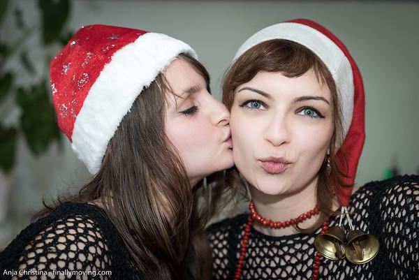 2014 Munich WCS Santa Clause party