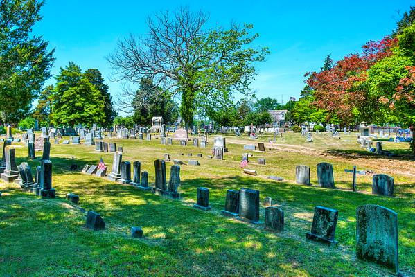 Memorial Day at the Old Broad Street Presbyterian Church