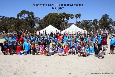 Best Day Foundation @ Doheny 4/10/11