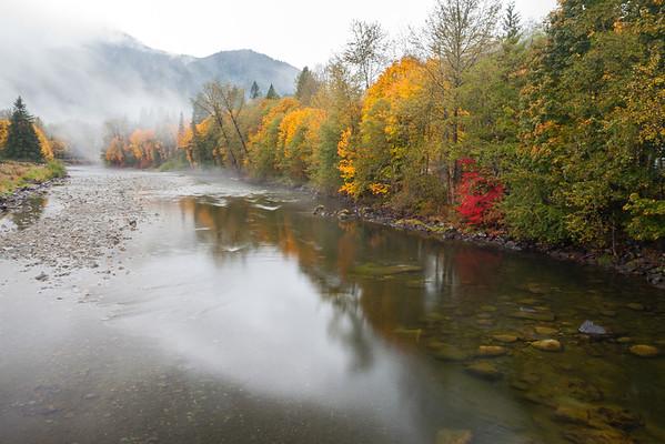 Creeks and  Waterfalls - 2