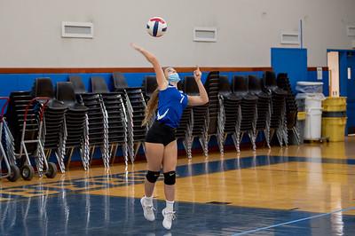 Girls Junior Varsity Volleyball - Fall 2021