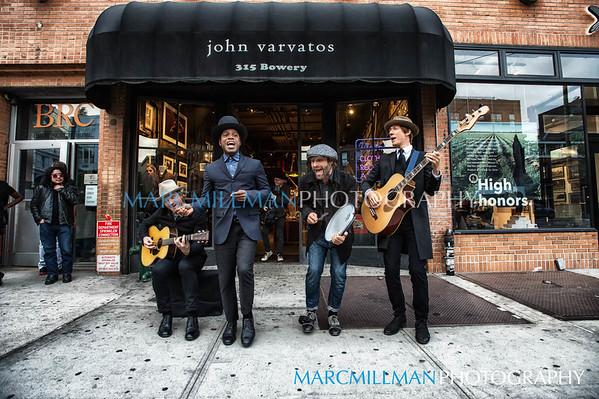 Vintage Trouble @ John Varvatos Bowery (Thur 10/22/15)