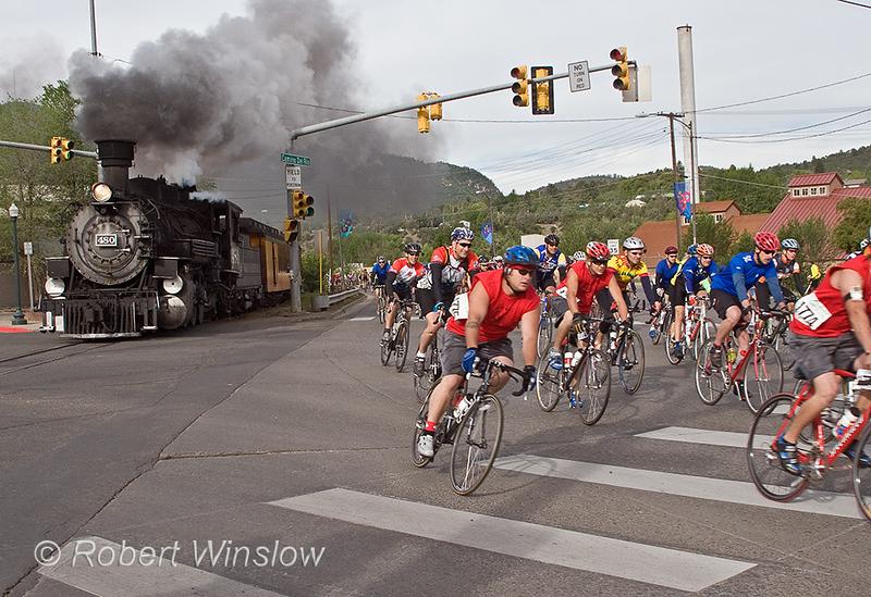 Iron Horse Bicycle Classic - Durango, Colorado