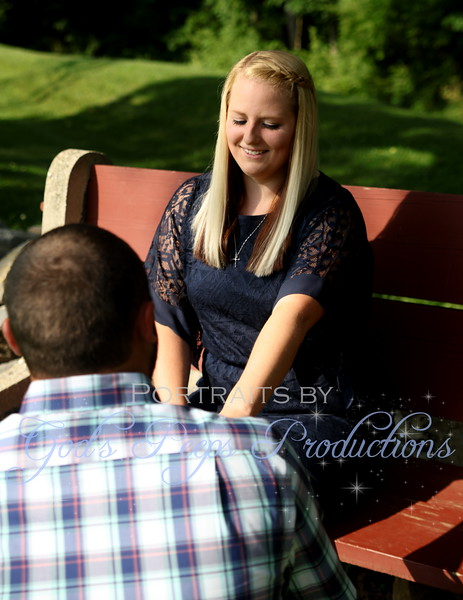 MBeck engagement Pictures