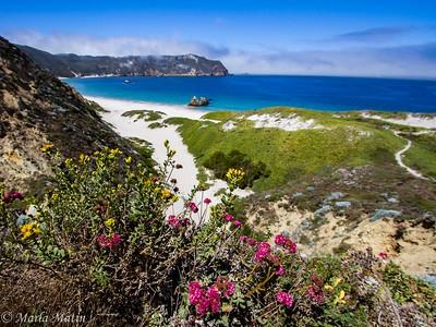 Channel Islands Sail Trip