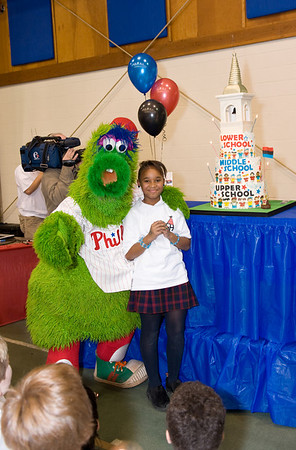 Phanatic Visits the Birthday Party