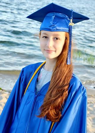 Juliana Graduation 2020