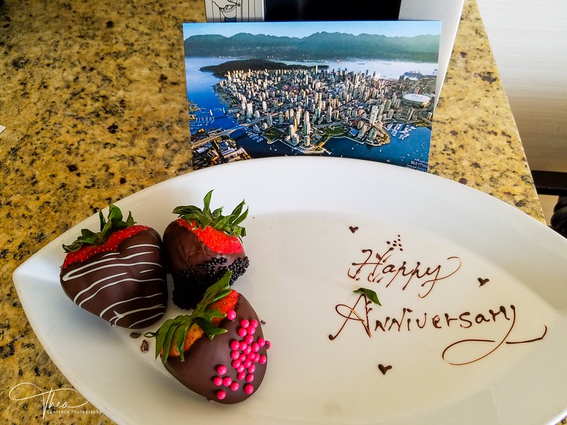 Our 18th!  Four Seasons Hotel