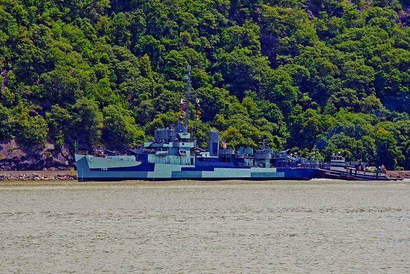 USS Slater Destroyer Escort