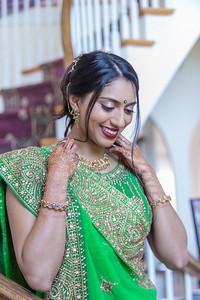 Vidhi & Mehandi