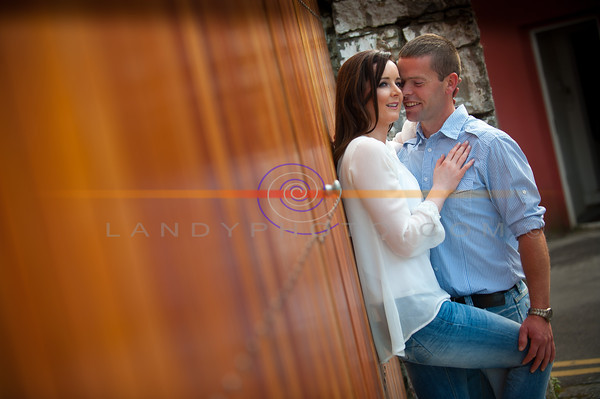 Mairead & Willie's E Session