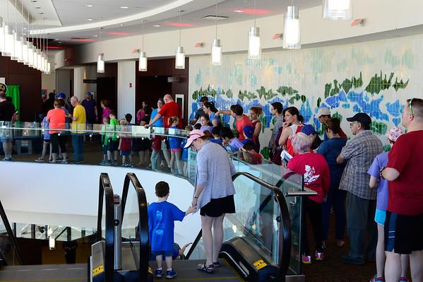 Saturday - Expo and Marathon Registration