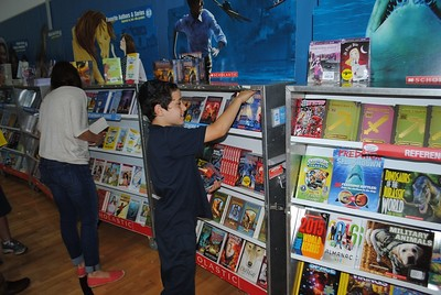 HIP/PTA Book Fair