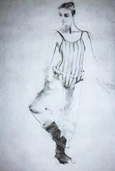 Ballet #138 (c1980s)