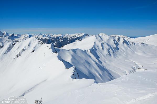 Steinmanndl ski tours