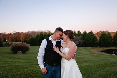 Amanda & Tony at Rock Hill Plantation House