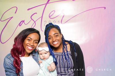 CREATE CHURCH EASTER 2021