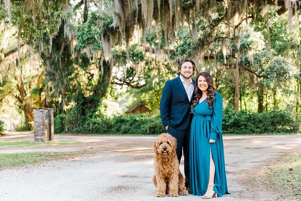 Blake & Christen   South Carolina Engagement Session